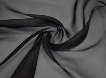 Органза черная - «Шкатулочка» – Интернет-магазин товаров для рукоделия и валяния